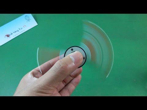 Hand Spinner, 2 cách chế quay tay giảm stress MAX ĐỘC, MAX RẢNH