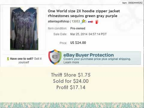 eBay Sales Update 4-8-14