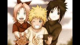 Musica De Fondo Naruto- Recuerdos