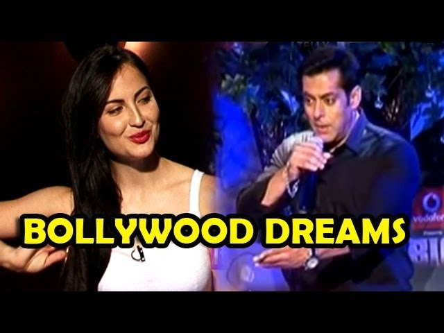 Bigg Boss - Elli Avram wants to WORK with Salman Khan