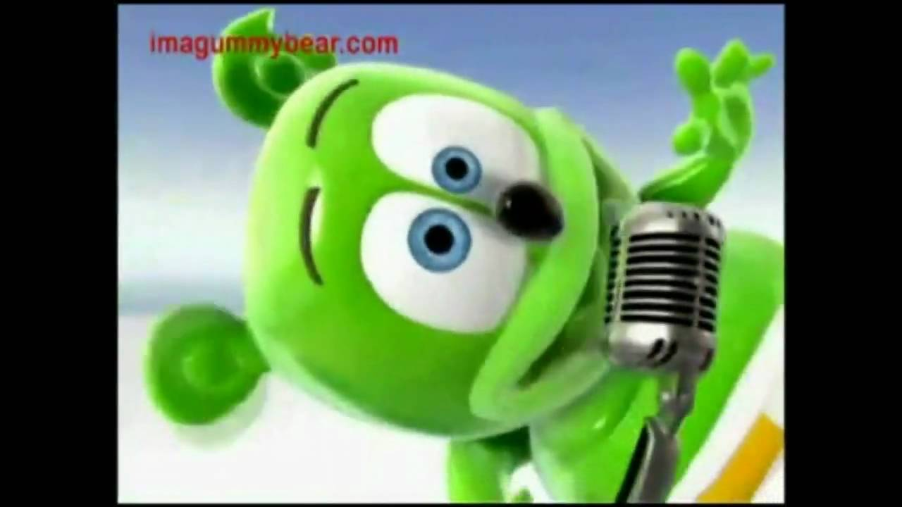 gummy bear song album