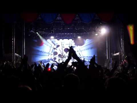Hình ảnh trong video Skrillex Bonnaroo 2012 Opening 1080p HD