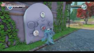 Disney Infinity Monsters University Play Set Vault
