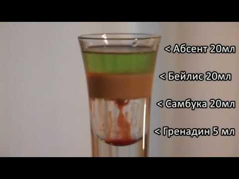 Рецепт коктейля Хиросима