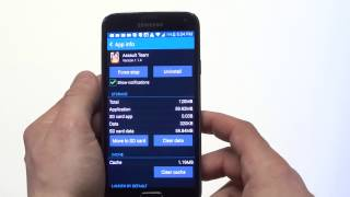 Samsung Galaxy S5 How To Delete Apps/Applications
