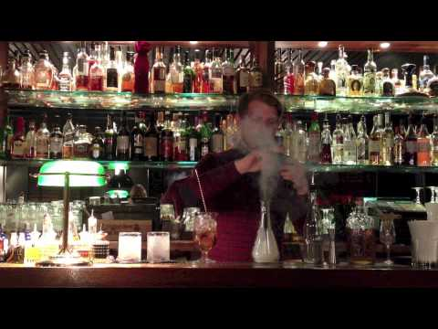 Chris Edwards - Smoked Old Fashioned (Lucky Strike)