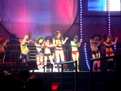 Lee Hyori: 1st Concert - AnyMotion & AnyClub [FANCAM] HQ