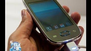 Samsung Galaxy Pocket Neo Review Español