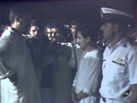 Muhammad Zia-ul-Haq coffin arrives in Islamabad