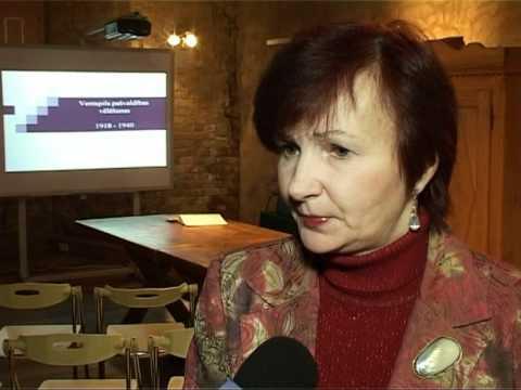 Смотреть видео В Вентспилском музее пройдут выборы