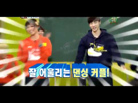 Oh My School Cast dancing to Beast's Breathe
