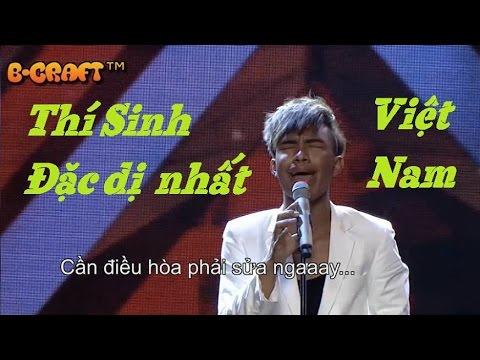 Thí sinh Đặc dị nhất X-Factor VN - TÙNG TÔM & DŨNG KWEI TEI Lồng