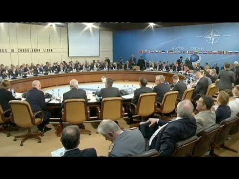 NATO defence ministers discuss Afghan troop deal