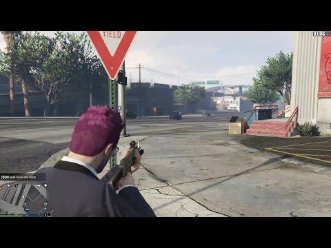 GTA V ONLINE: MI GRAN AMIGO CHINA