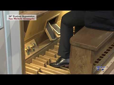 16° Festival Organistico San Michele Arcangelo - Francesco Cardelli