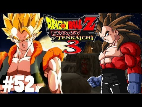 Dragon Ball Budokai Tenkaichi 3 - Tập 52 - Super Gogeta Đại Chiến Vegeta SSJ 4 | Big Bang