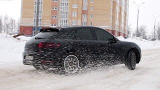 Porsche Maсan S Тест-драйв