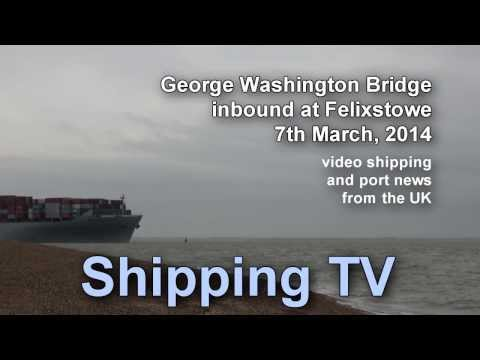 Local shipping video, 7 March 2014