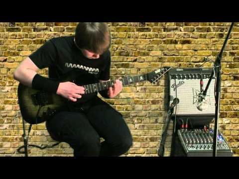 Joe Satriani - MIDNIGHT - Guitar Cover by MetallMan070797