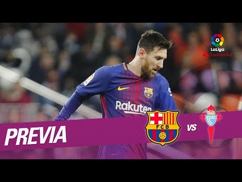 Previa FC Barcelona vs RC Celta