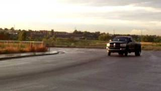 Cummins Drifting 2006 Dodge Ram 3500 DIESEL 4x4 Dually