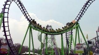 Boomerang Off-ride HD Six Flags México