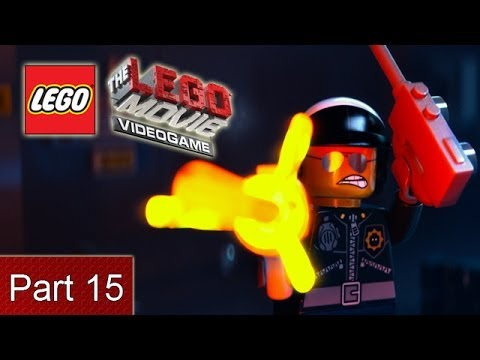 We Play: The Lego Movie Video Game - Broadcast News - Part 15 (Xbox One Walkthrough)