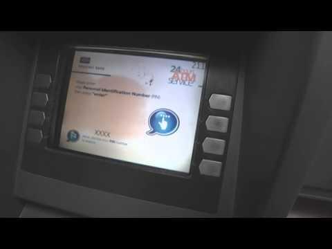 Går det att ta ut pengar i en cypriotisk bankomat?