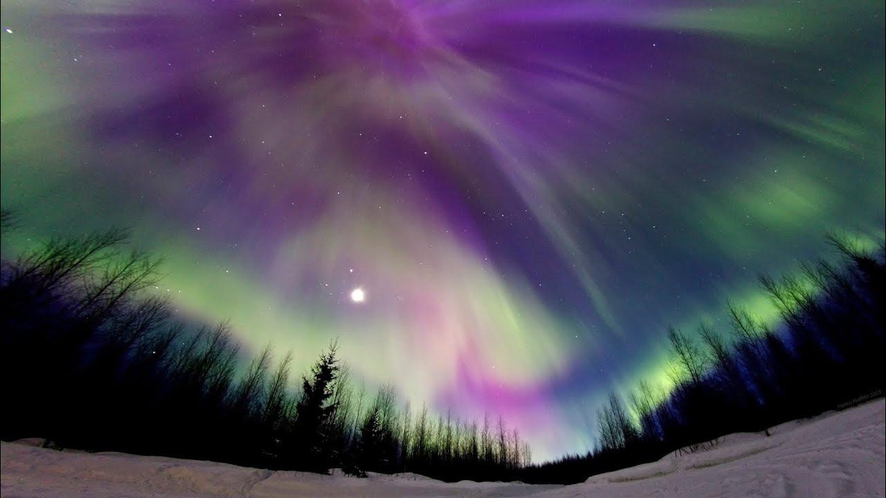 borealis alaska aura hd - photo #22