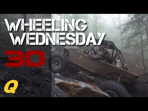 Wheeling Wednesday 030 (it's almost cheating)