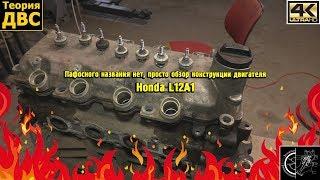 Пафосного названия нет, просто обзор конструкции двигателя Honda L12A1. Евгений Травников.