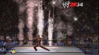 """WWE 2K14"" How-To: Shawn Michaels Vs. Razor Ramon At"