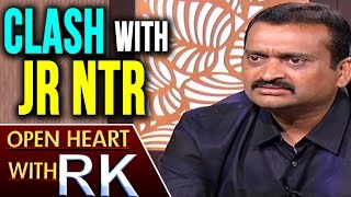 Bandla Ganesh about his Clash with Jr NTR - Open Heart wit..