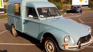 CITROEN ACADIANE 1983 - FOR SALE