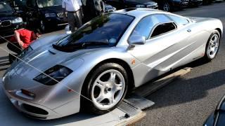 McLaren F1 LM startup rev interior details! HD