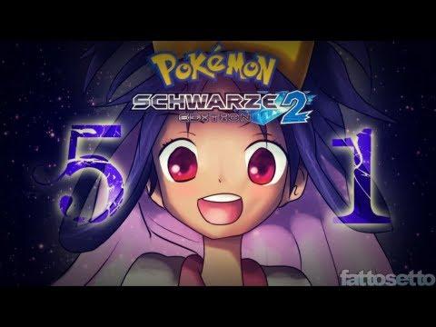 Let's Play Pokemon Schwarz 2 Part 51: Champ Lilia Battle