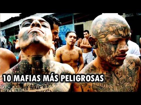 [Las 10 Mafias mas peligrosas del mundo] Loquendo