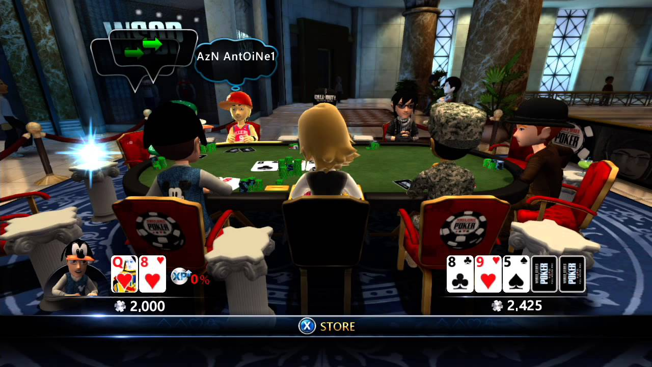 what is better than a full house in poker