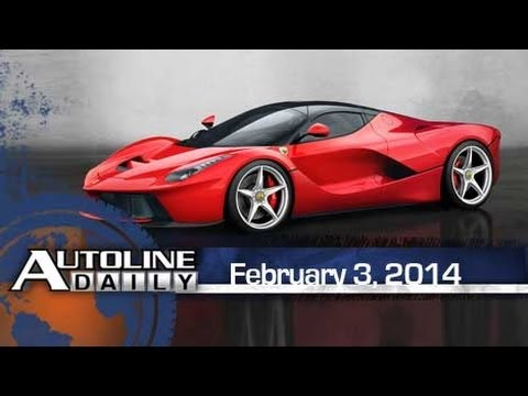 Ferrari Successfully Forces Sales Down - Autoline Daily 1305