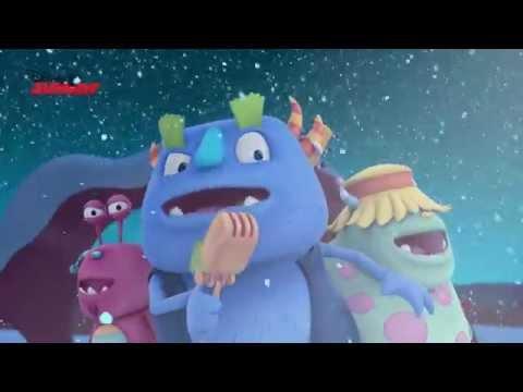 Henry Hugglemonster   Rock Out Song!   Disney Junior UK