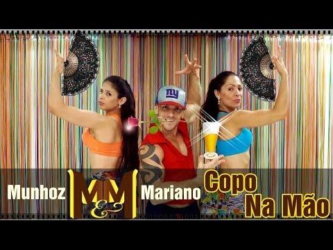 Munhoz e Mariano | Copo Na Mão Equipe Marreta Coreografia