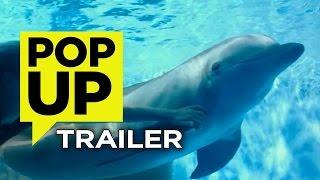 Dolphin Tale 2 Pop-Up Trailer (2014) Morgan Freeman