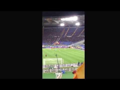 AS Roma 2-1 Torino - 25/03/14 - Forza Maggica Roma #RomaTorino #ASR #ASRoma