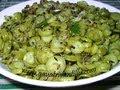 How to make Dondakaya (English Ivy) Chakrala Koora- Andhra Recipes – Telugu Vantalu