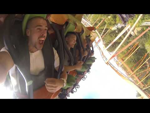 GoPro Hero 3 Six Flags