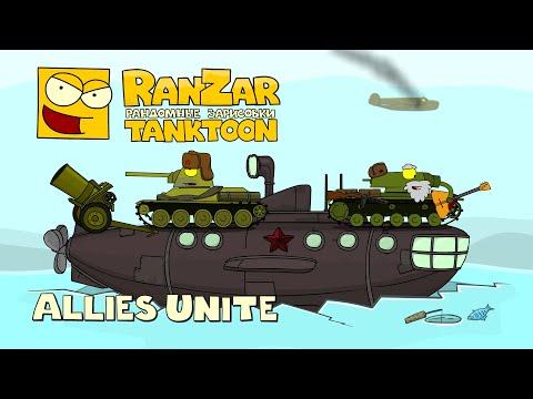 Tanktoon - Spojení spojenců
