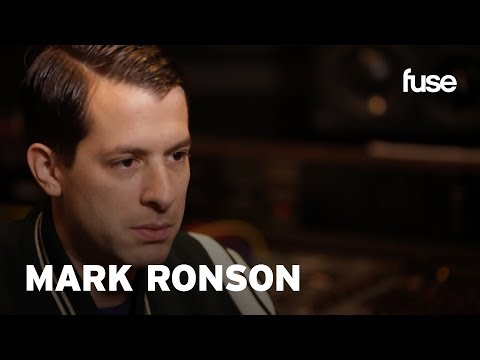 Mark Ronson's Vinyl Collection - Crate Diggers