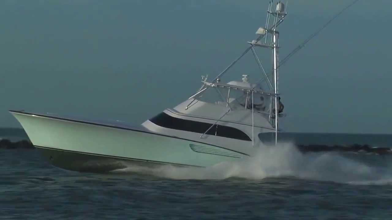 Offshore fishing boats youtube for Offshore fishing boat manufacturers