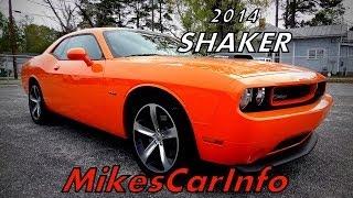 2014 DODGE CHALLENGER R/T SHAKER! HEMI 6706