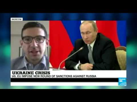 Ukraine: US and EU impose new round of sanctions against Russia